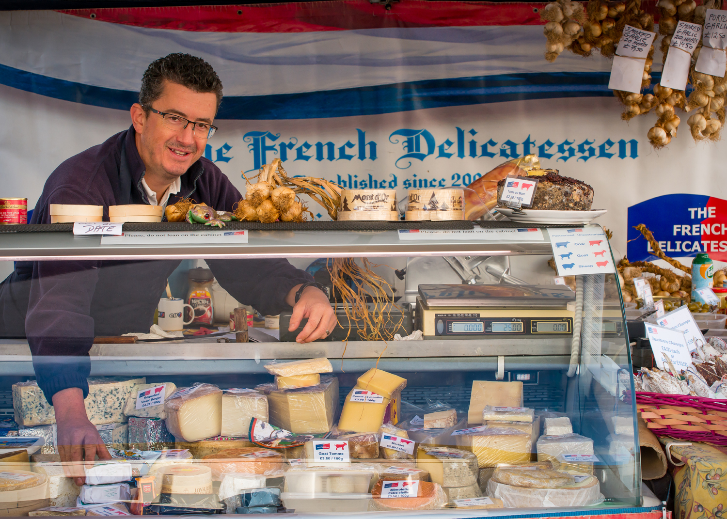 the french delicatessen